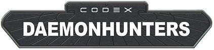 Codex: Daemonhunters